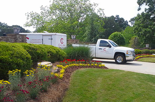 Landscape company in gwinnett county chelsea gardens for Landscaping companies