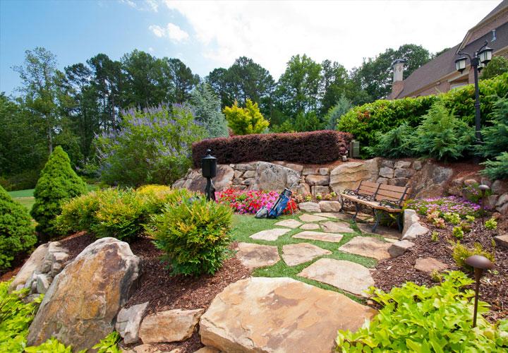Landscape Company in Gwinnett County | Chelsea Gardens